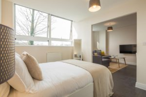 Skyline House Serviced Apartments stevenage  Cheap Short Stay Accommodation Luton Urban Stay 21