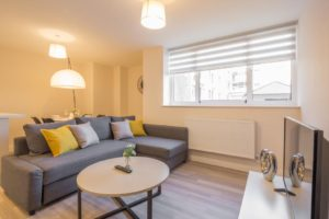 Skyline House Serviced Apartments stevenage  Cheap Short Stay Accommodation Luton Urban Stay 6