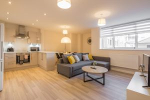 Skyline House Serviced Apartments stevenage  Cheap Short Stay Accommodation Luton Urban Stay 8
