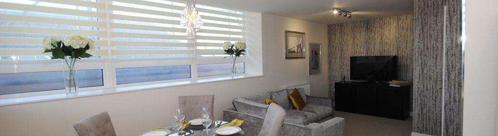 Short Let Accommodation Stevenage - Skyline House Serviced Apartments Hertfordshire - Self Catering Accommodation UK | Urban Stay