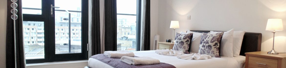 Executive Serviced Apartments London - Southwark Short Let Flats | Urban Stay