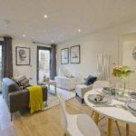 1 Living Area Wembley Serviced Apartments
