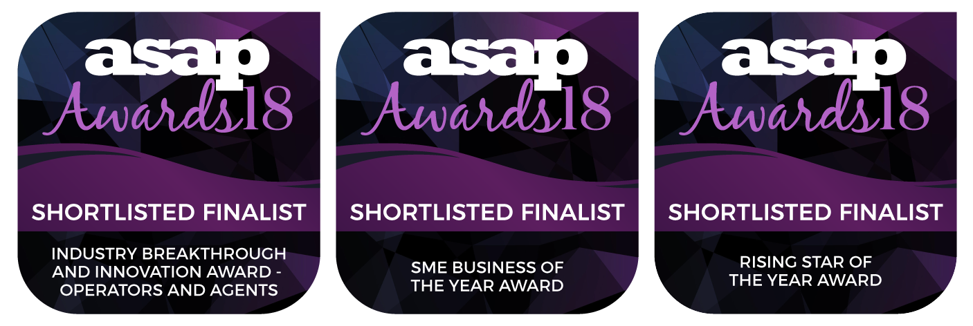 2018 ASAP Serviced Apartment Awards London Uk - Urban Stay Nominated For Industry Breakthrough And Innovation Award, Best SME Of The Year and Jenny Dreiling Up for Rising Star