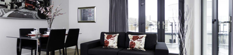 Milestone House Living Room