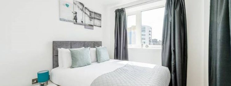 Luxury Greenwich Serviced Apartments - Near Deptford Bridge Station - Book Today With Urban Stay For The Best Rates Guaranteed!!! - Free WiFi Included!!