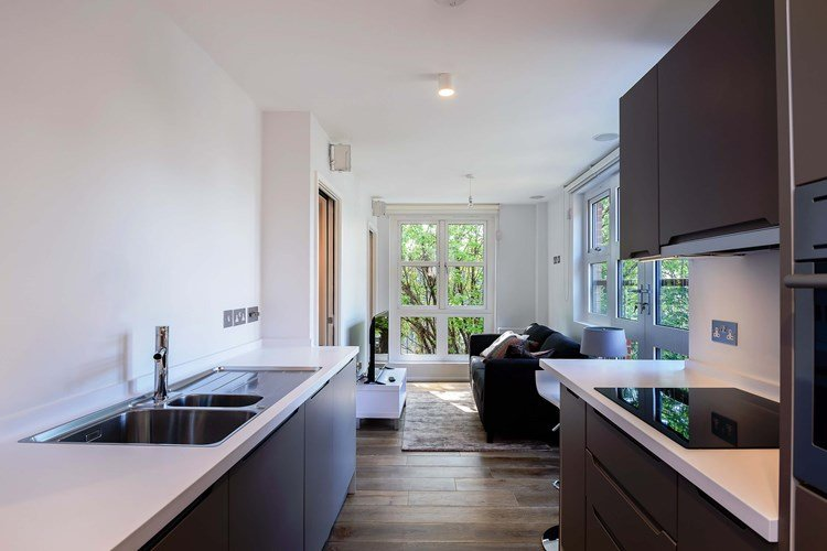 Camden-Serviced-Apartments-London---Bruges-Place- -Urban-Stay