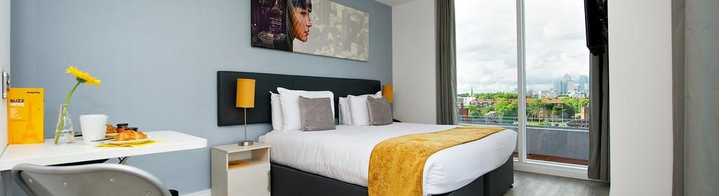 Greenwich Shortlet Apartments London | Luxury Deptford Bridge Aparthotels | Self Catering Accommodation | Award Winning & Quality Accredited | BOOK NOW