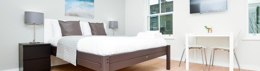 Warren Street Apartments London | Beautiful Accommodation Fitzrovia | Self-Catering Accommodation London | Award Winning & Quality Accredited | BOOK NOW - Urban Stay