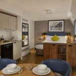 Looking for accommodation in The City of London? our Barbican Serviced Apartments, Goswell Road Aparthotels are available. Book today for great rates.