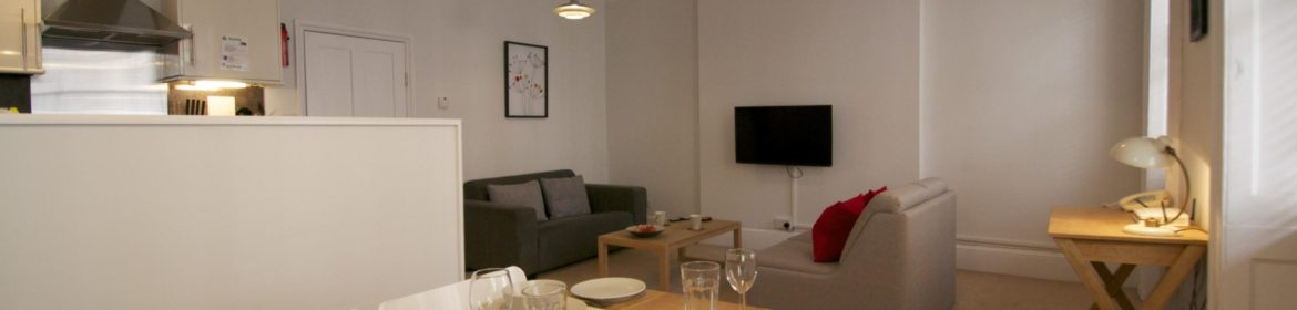 Looking for affordable apartment in the West End? why not book our Goodge Street Apartments just off of Bloomsbury Street? Call today for the best rates