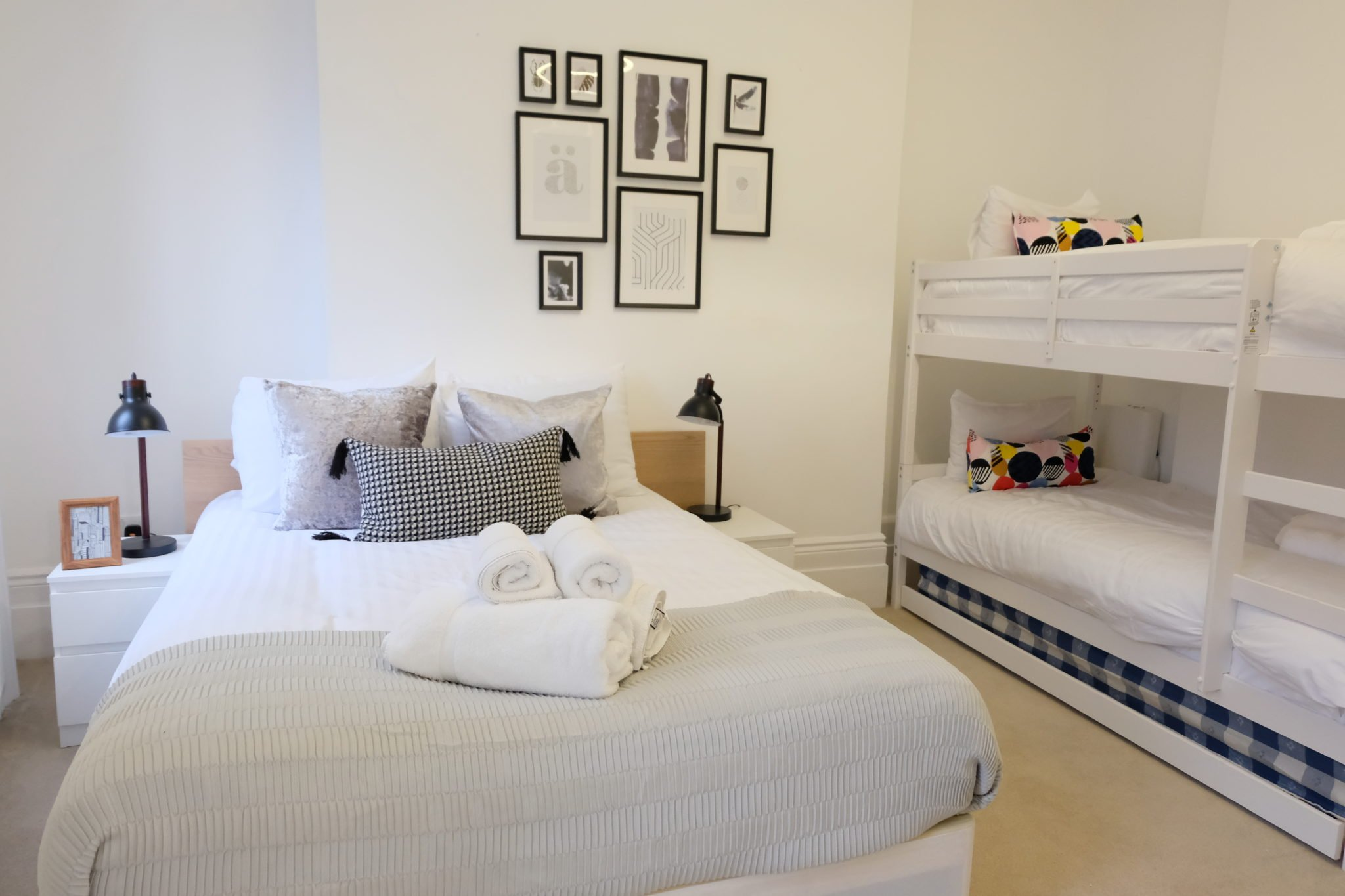 Luxury Townhouses central London Oxford Street Mansions Short Let Serviced Accommodation Tottenham Court Road Urban Stay 17 (2)