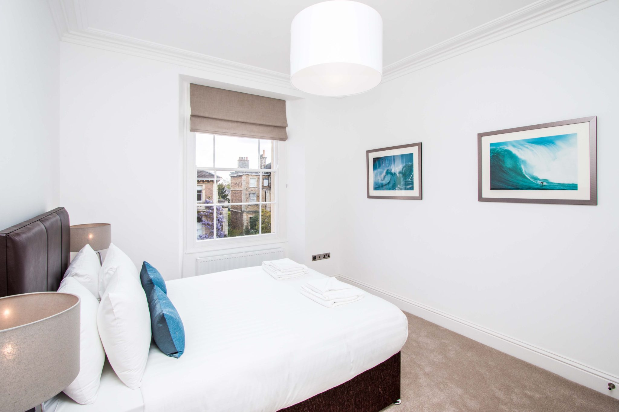 Serviced Accommodation Bristol - Beaufort House Apartments ...