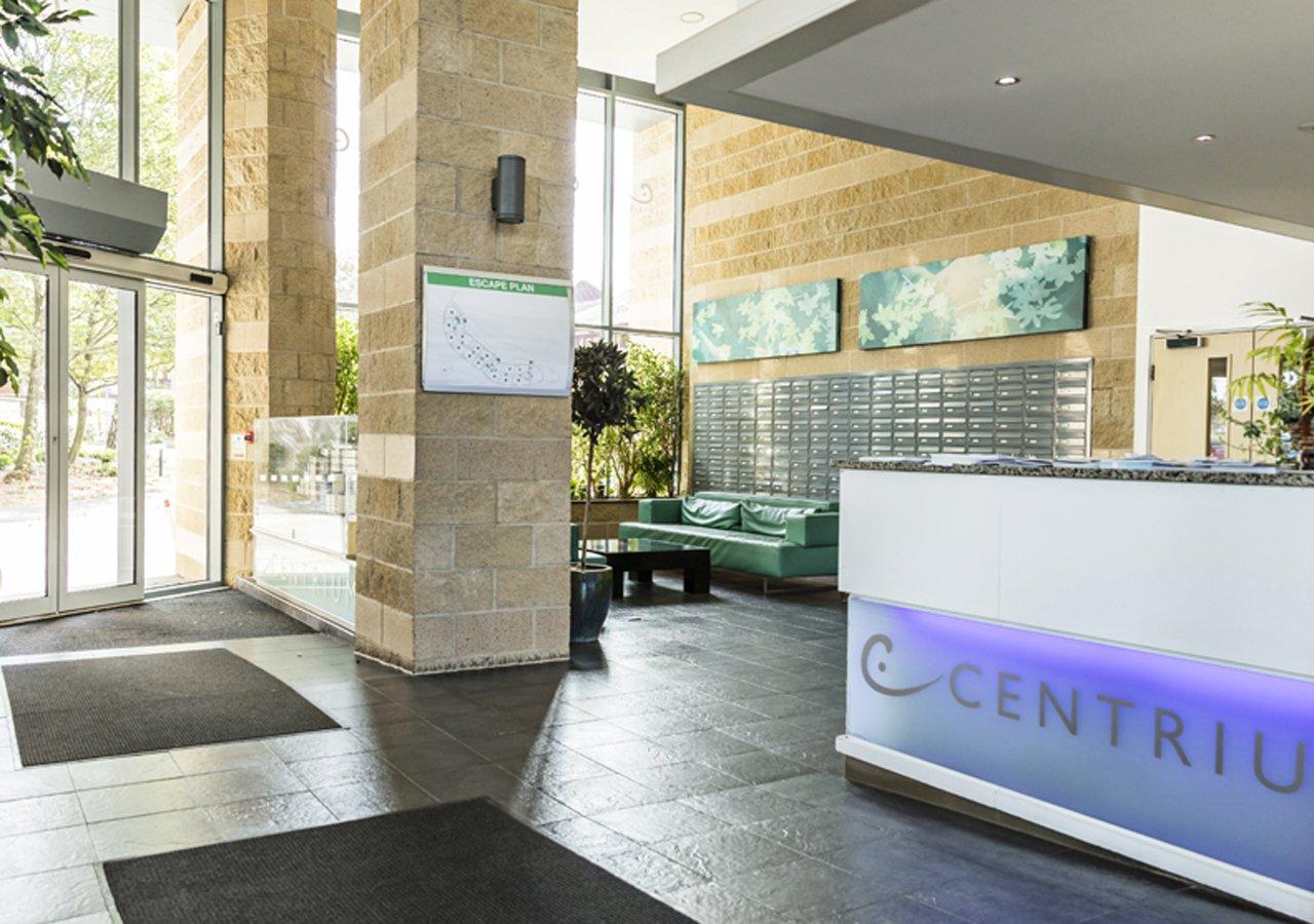 Centrium-Foyer