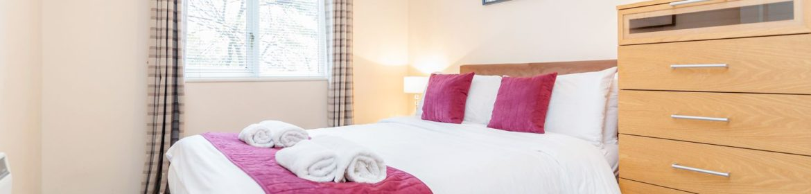 Looking for affordable accommodation in Surrey? why not book our lovely Kingston Corporate Apartments at Regents Court. Call today for great rates.