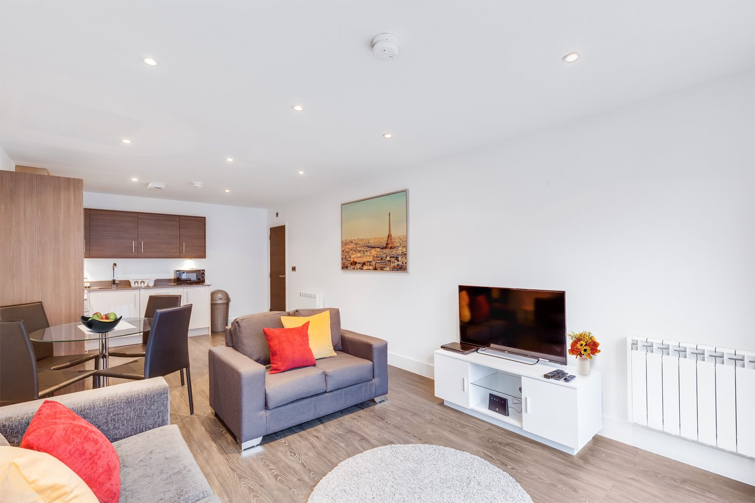 Serviced Apartments Birmingham - Accommodation Midlands ...