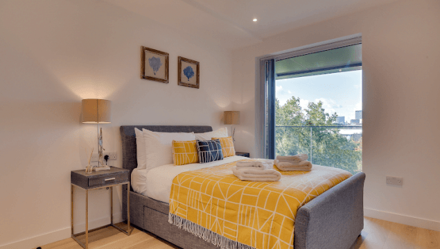 Looking for affordable apartments in Central London? Why not look our lovely Kings Cross Accommodation in London? Call today for great rates.