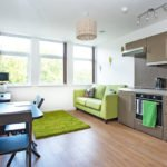Furnished Accommodation Southampton in Portcullis House   Cheap Short Let Apartments near Southampton port   Lift, Fully equipped kitchen   Urban Stay