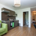 Furnished Accommodation Southampton in Portcullis House | Cheap Short Let Apartments near Southampton port | Lift, Fully equipped kitchen | Urban Stay