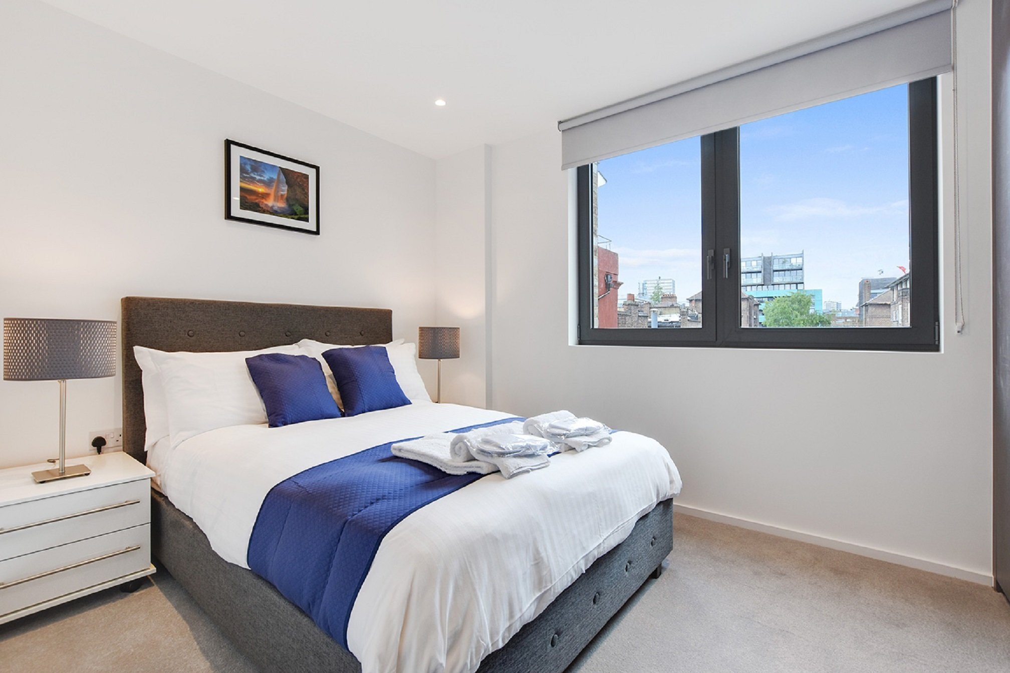 East End Accommodation London - Cheap Hoxton Apartments ...