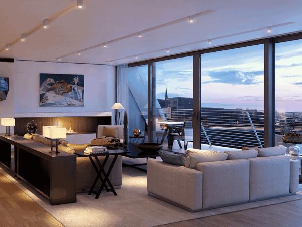 Top 5 Upcoming London Luxury Real Estate Developments Burlington Gate 2 600x450