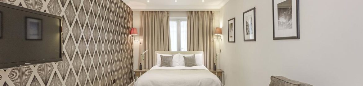 Luxury Serviced Apartments - Ashburn Court available now! Book Stylish Apartments with Free Wifi & Air Conditioning