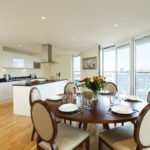Canary Wharf Executive Aparthotel - Trinity Tower | Corporate Apartments | Floor to Ceiling Windows | Fully Equipped Kitchen |0208 6913920| Urban Stay