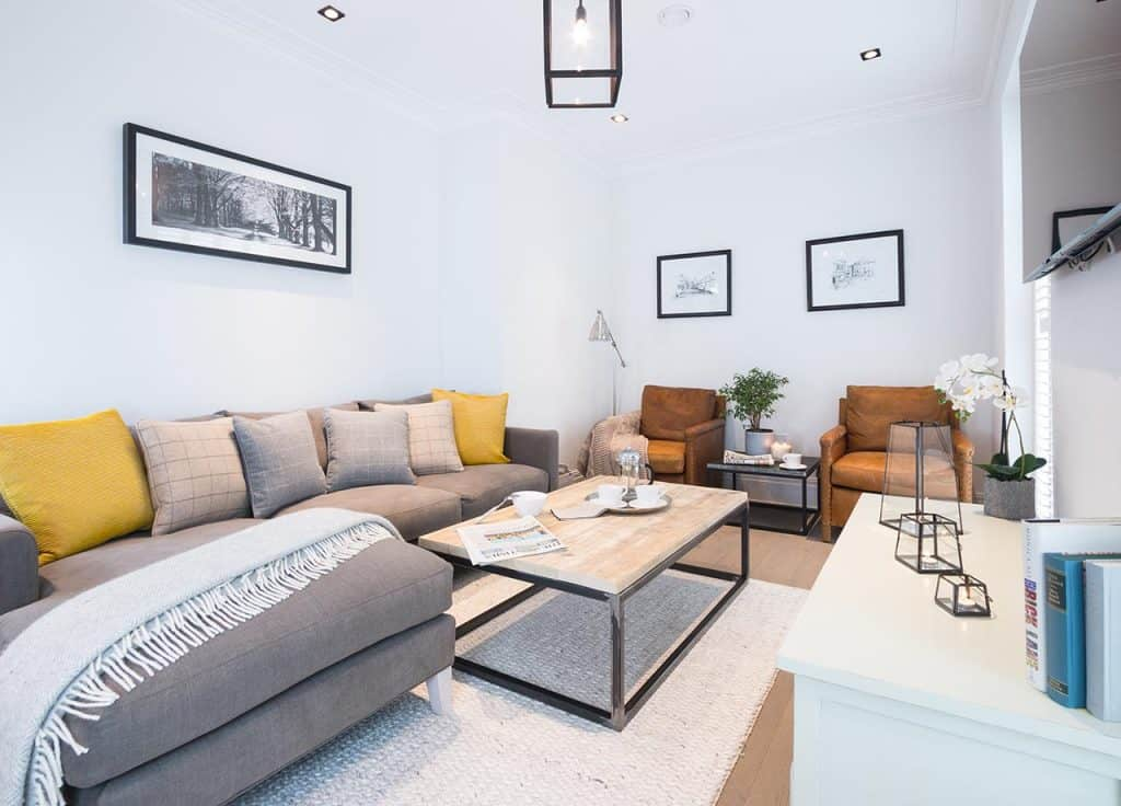 Isleworth Luxury Apartments, London, UK - 18 Egerton Drive Accommodation, Available now! Book Luxurious accommodation with beautiful interior | Urban Stay