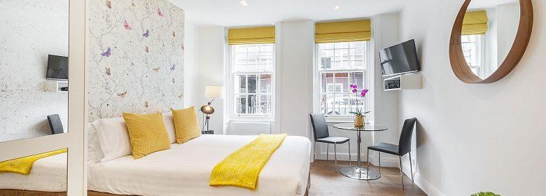 Serviced Accommodation Marylebone - Luxury short let apartments Central London - London hotel alternative