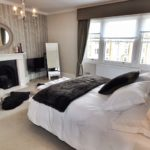 W 03 The Arlington Suite Master Bedroom Alternative 20 The Barons Luxury Serviced Apartments Richmond Twickenham South West London Tw1 (1)