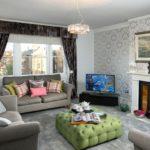 W 07 The Arlington Suite Lounge 20 The Barons Luxury Serviced Apartments Richmond Twickenham South West London Tw1
