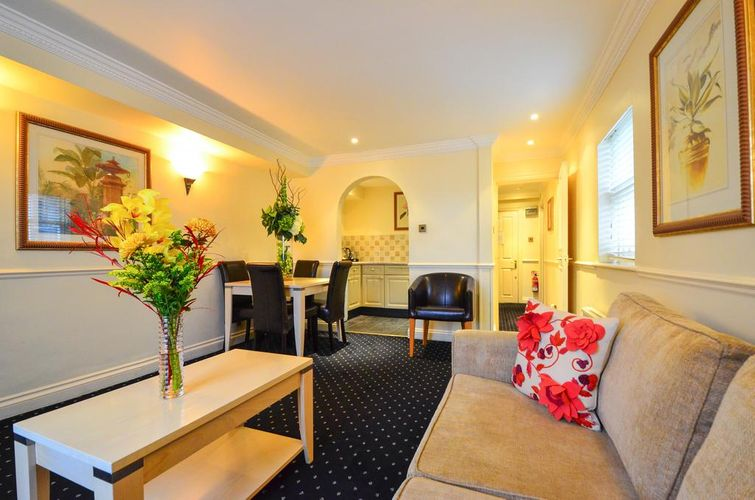 Serviced Accommodation South Kensington - The Collingham ...