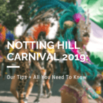Are you guys ready for London's biggest street party? Check out our blog post: Notting Hill Carnival 2019: Our Tips + All You Need To Know.