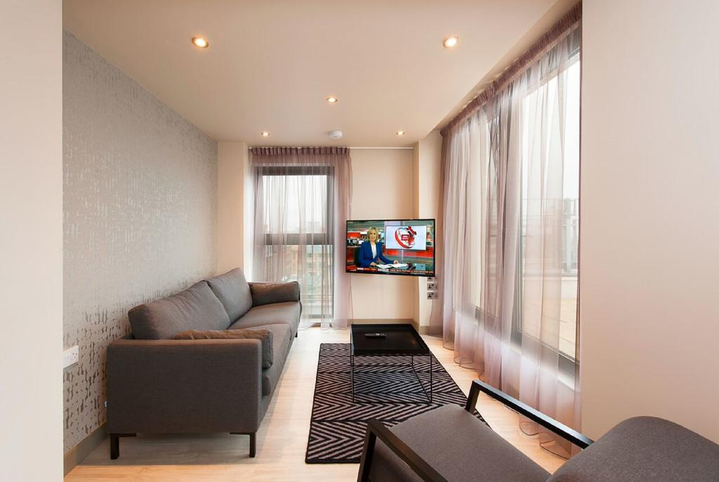 Aparthotel Manchester -Chapel Street Serviced Apartments ...