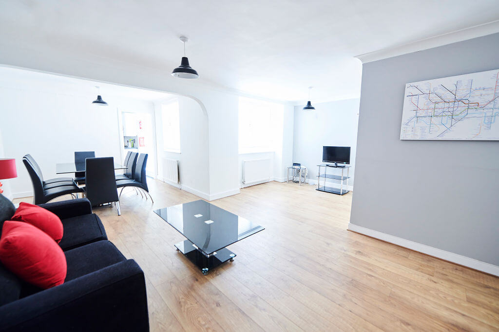 Book-Maida-Vale-2-3-bed-modern-Accommodation-located-in-the-leafy-inner-city-of-Maida-Vale-with-Lift-access,-Wi-Fi-&-Weekly-Housekeeping!-|Urban-Stay