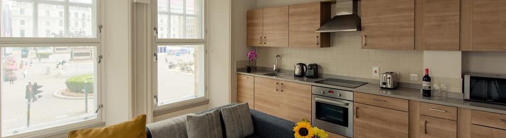Glasgow Aparthotel - Olympic House Serviced Accommodation Central Glasgow - Luxury Short Let Apartments - Urban Stay 8