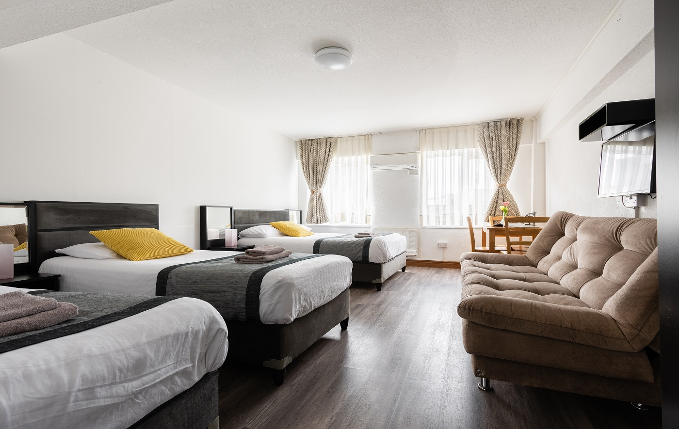 Central-Hoxton-Shoreditch-Aparthotel-East-London---Cool-Serviced-Apartments-London-All-Bills-Incl,-Wifi,-24h-Reception,-Aircon,-Lift-Access,-Breakfast---Urban-Stay-2