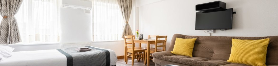 Central Hoxton Shoreditch Aparthotel East London | Urban Stay