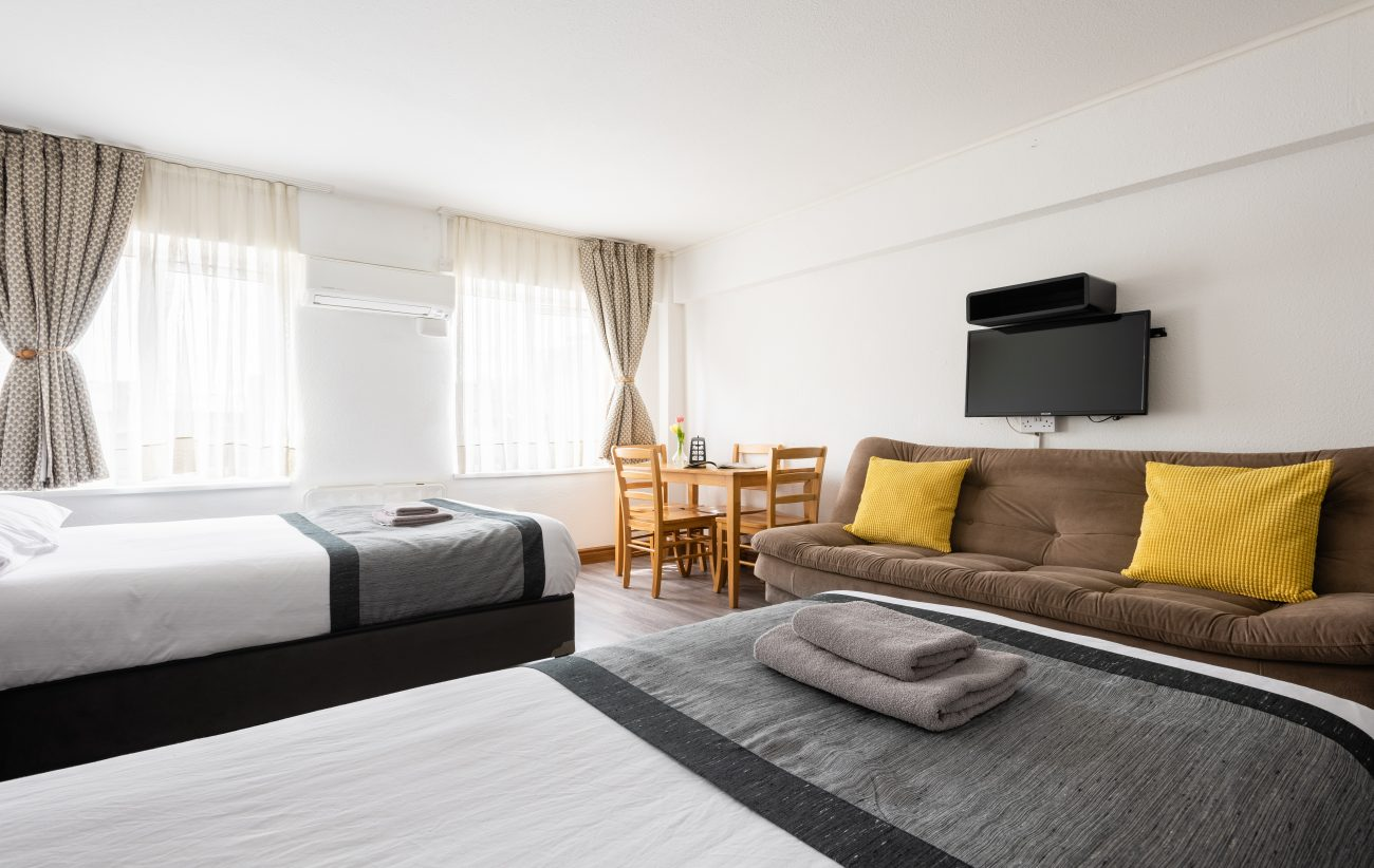 Central-Hoxton-Shoreditch-Aparthotel-East-London- -Urban-Stay