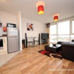 City Centre Serviced Apartments Cardiff - Corporate Short Let Accommodation Cardiff with Pool, Gym, Sauna, Parking, Lift & Balcony | Urban Stay