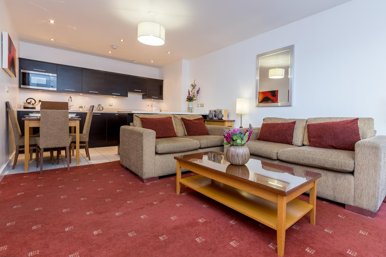 Manchester Aparthotel - The Icon Serviced Apartments UK ...
