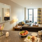 Manchester Aparthotel - The Icon Serviced Apartments North Quarter Manchester - Cheap Short Let Accommodation in Manchester with 24h Reception, Wifi, Lift Access, Parking | Urban Stay