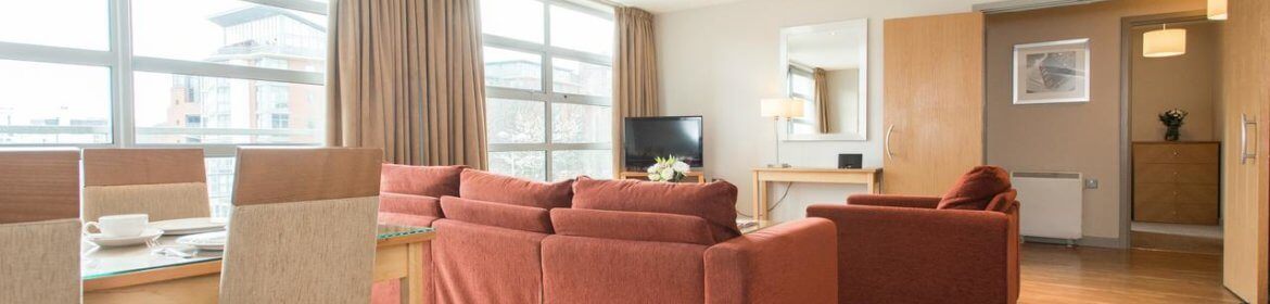 Nottingham Aparthotel - Midland Serviced Apartments UK - Cheap Short Let Accommodation in Nottingham with 24h Reception, Wifi, Lift Access, Parking   Urban Stay
