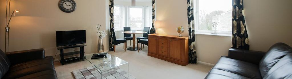 Aberdeen Accommodation - Great Western Road Apartments - Aberdeen City Centre - Urban Stay