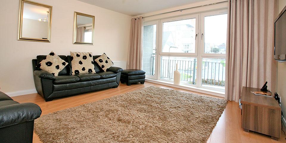 Aberdeen Cheap Accommodation - Kepplestone Apartments Near The Hill of Rubislaw - Urban Stay 2