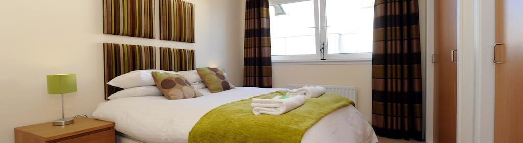 Aberdeen Serviced Accommodation - Hilton Campus Apartments Aberdeen City - Urban Stay 5