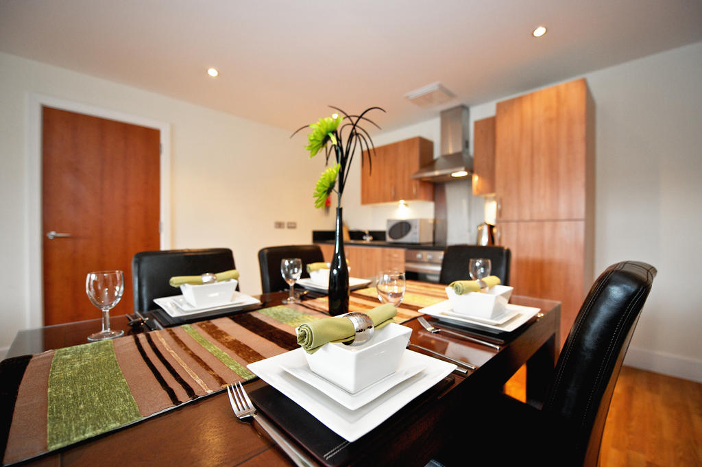 Birmingham Corporate Accommodation - Arcadian Apartments ...