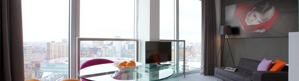 Birmingham Corporate Apartments - Rotunda Accommodation - Birmingham New Street - Urban Stay 6