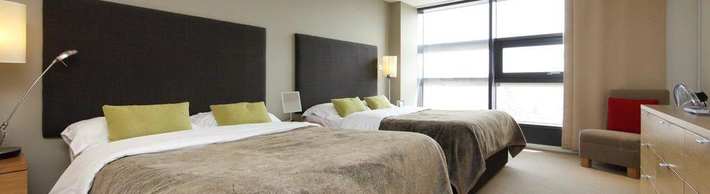 Birmingham Luxury Corporate Accommodation-Brindleyplace Apartments-Brunswick Square-Urban Stay 10