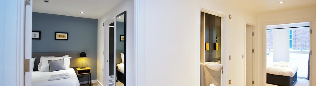 Birmingham Serviced Aparthotel - Central Newhall Square Apartments - Urban Stay 7