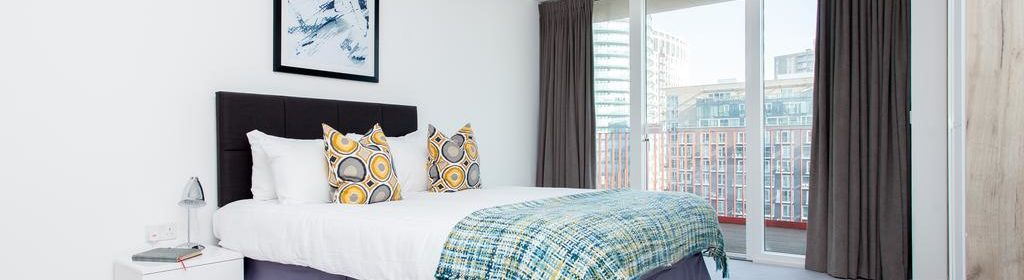 Canary Wharf Serviced Accommodation - Clover Court Apartments Near Tower Bridge - Urban Stay 15
